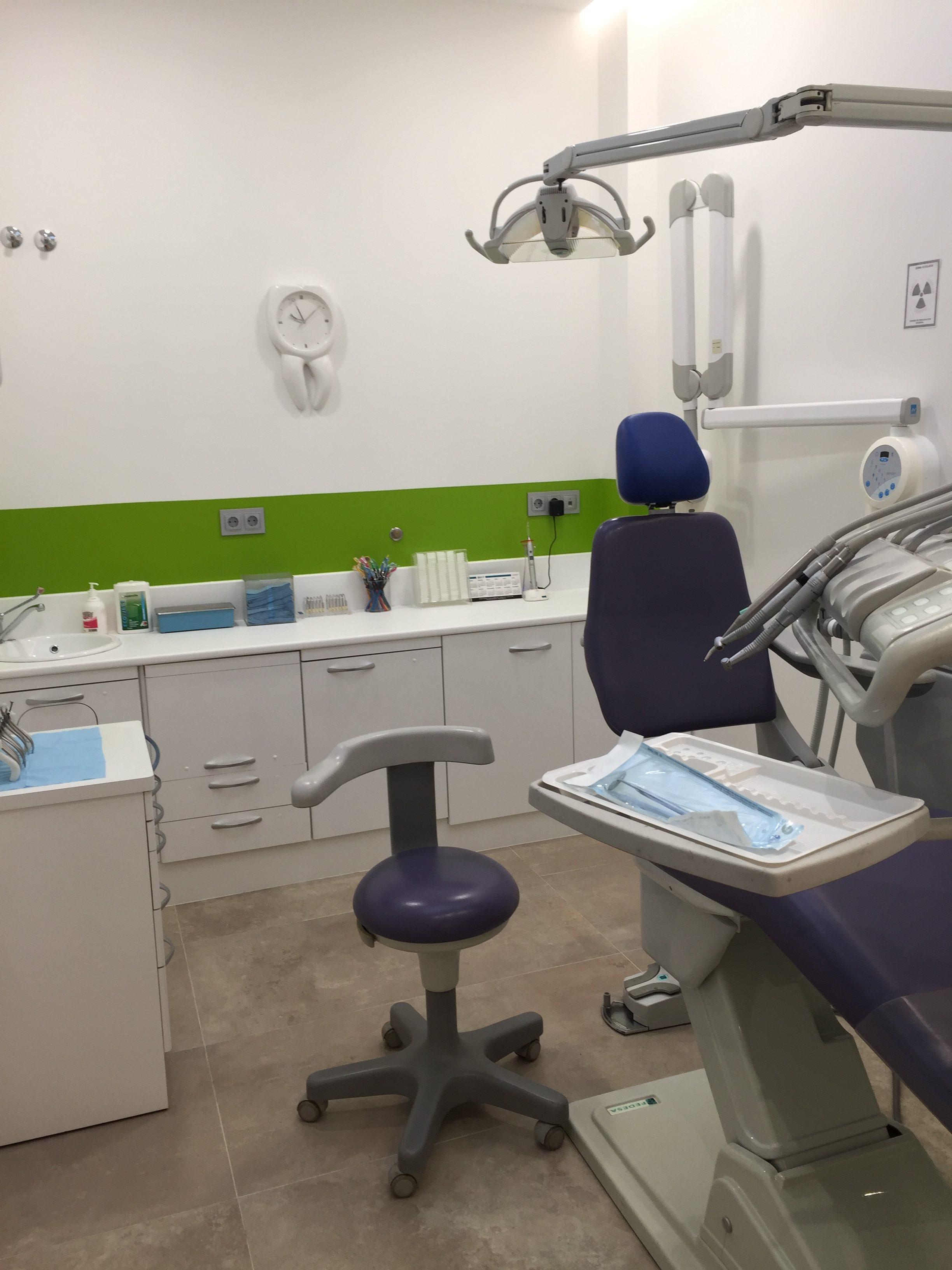 Gabinete 1 Clinica Ortodoncia Simarro